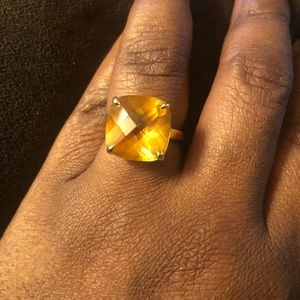 Tiffany & Co Citrine Ring size 6